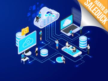 Diskon Rp 50.000 cloud & unlimited hosting pakai kode promo Niagahoster
