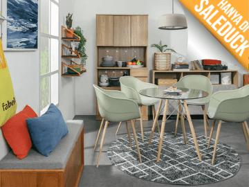 Kode promo Fabelio 11.11 diskon Rp 150.000 semua produk furniture
