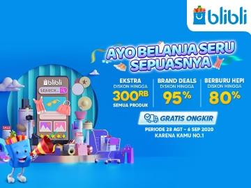 Saleduck di Indonesia -Dengan 100+ Toko Online 365 Hari ...