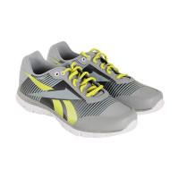 Reebok ZFusion Inspired LP Men Shoes Sepatu Olahraga Pria - Grey AR2254 d15183205f