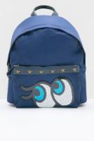Coleus Backpack -Navy Blue